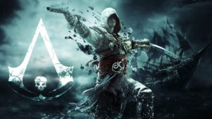 Assassins Creed IV Black Flag Desktop Background