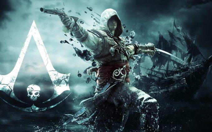 Assassins Creed IV Black Flag Desktop Background