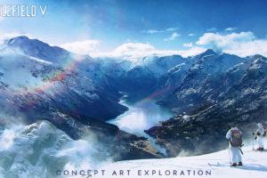 Battlefield 5 Concept Art 1 Desktop Background