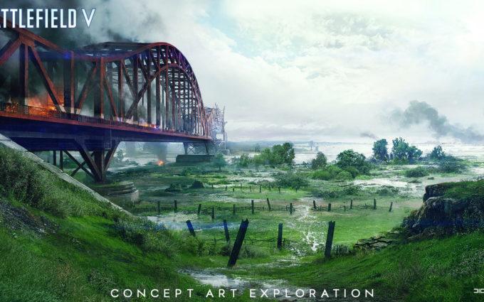 Battlefield 5 Concept Art 5 Desktop Background