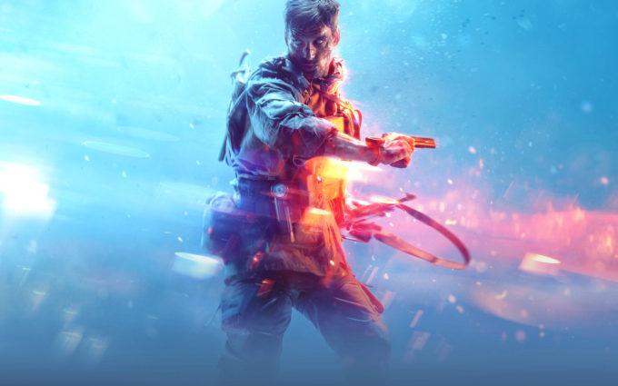 Battlefield 5 Men Desktop Background