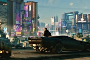 Cyberpunk 2077 Desktop Wallpapers 03