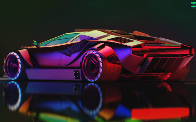 Cyberpunk 2077 Desktop Wallpapers 07