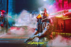Cyberpunk 2077 Desktop Wallpapers 12