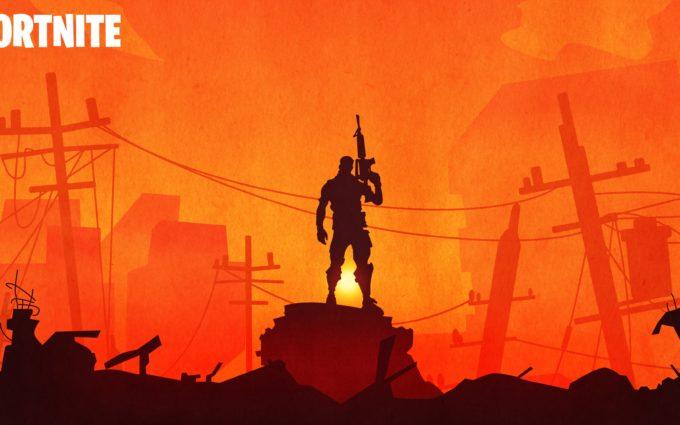 Fortnite Battle Royale Desktop Background