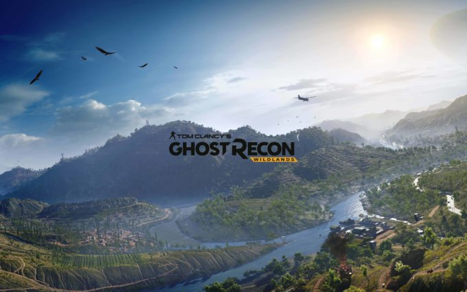 Ghost Recon Wildlands Desktop Background