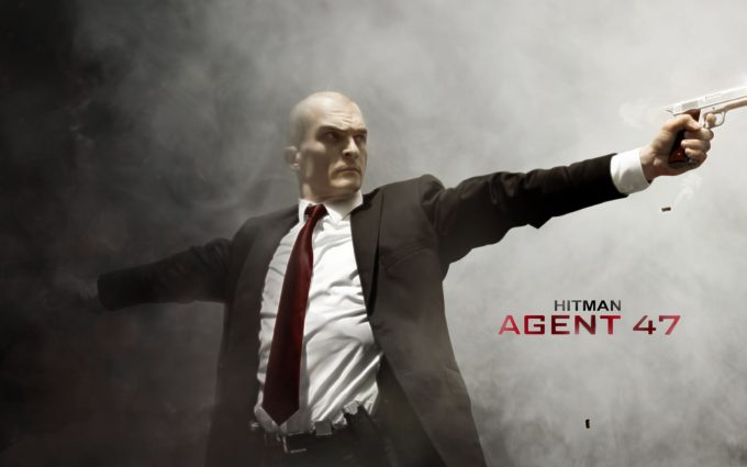 Hitman Agent 47 Desktop Background