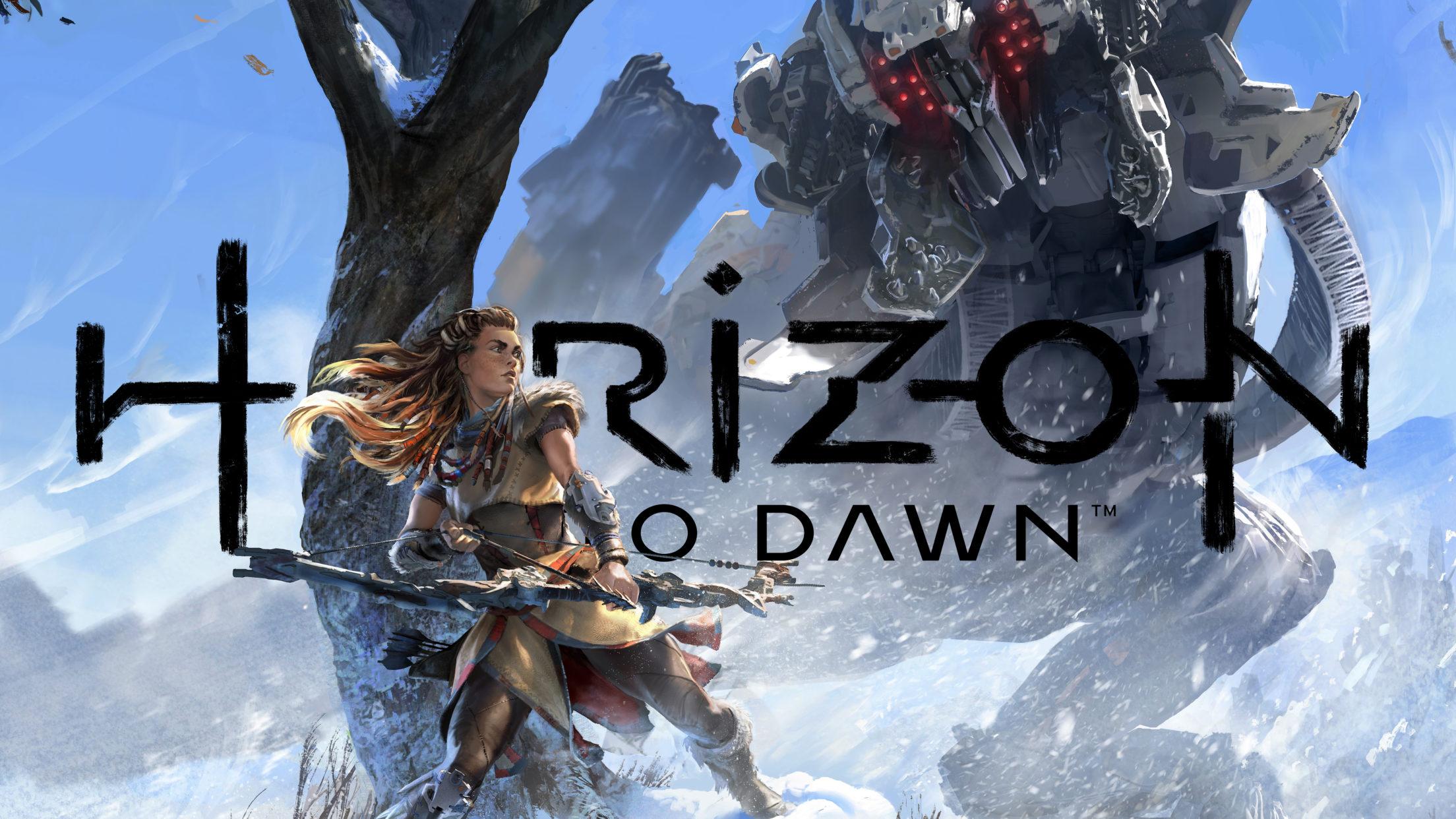 Horizon Zero Dawn Desktop Background: Horizon Zero Dawn 8K Desktop Background