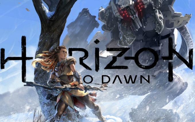 Horizon Zero Dawn 8K Desktop Background