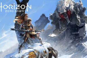 Horizon Zero Dawn Desktop Wallpapers 04