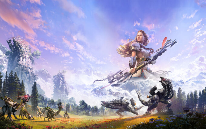 Horizon Zero Dawn Desktop Wallpapers 14