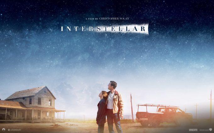 Interstellar Matthew Mcconaughey Anne Hathaway Desktop Background