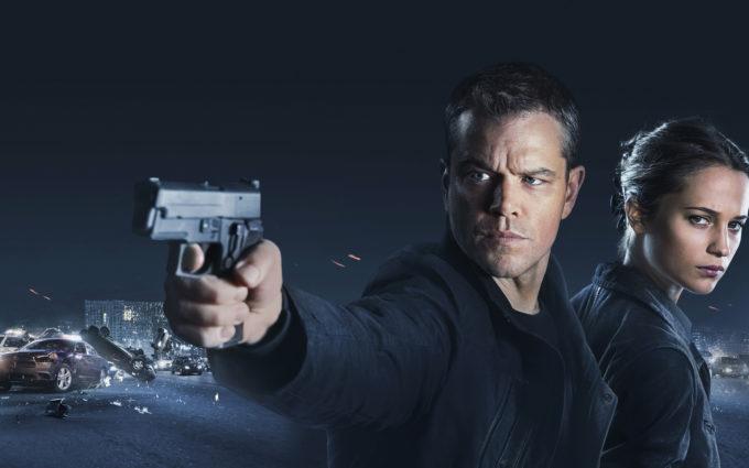 Jason Bourne 8K Desktop Background