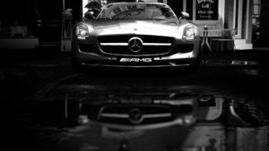 Mercedes-Benz Desktop Background