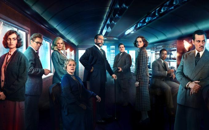 Murder on the Orient Express 8K Desktop Background