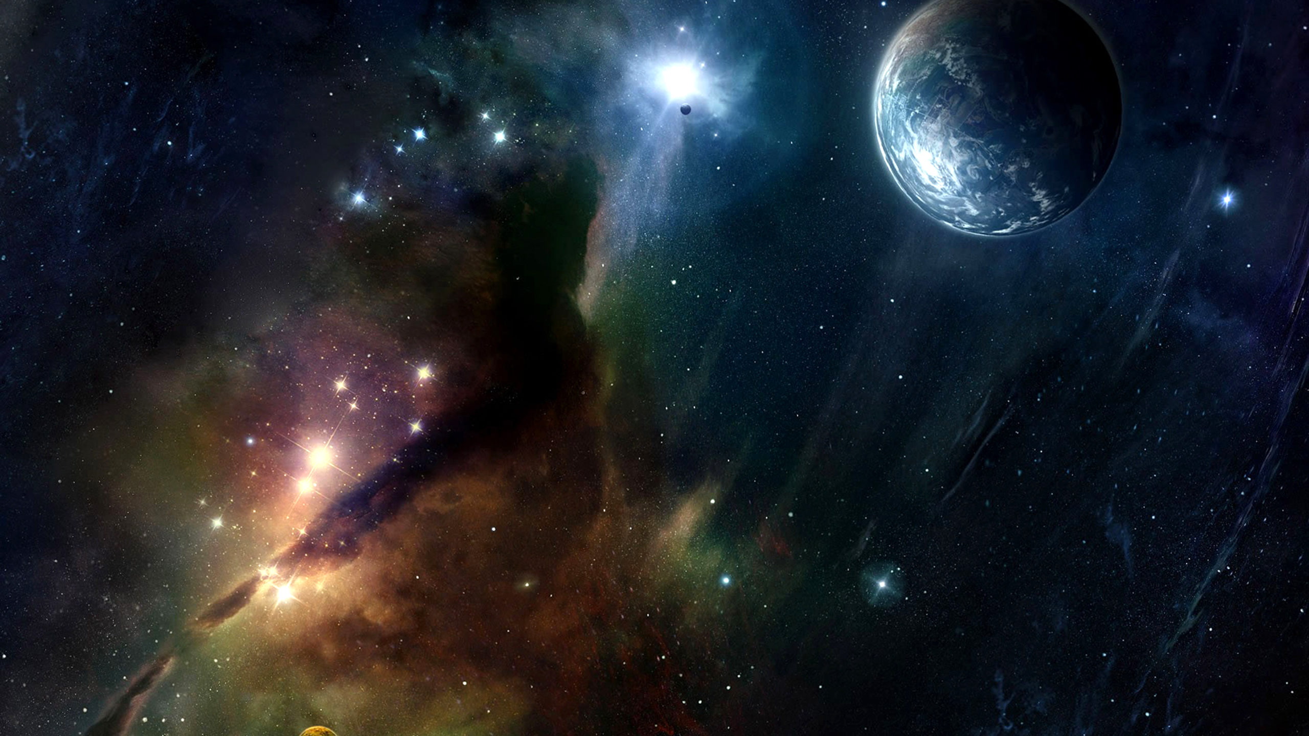 space desktop backgrounds stars | www.topsimages