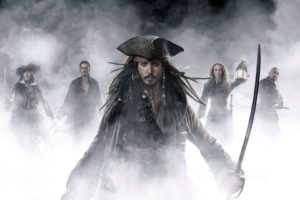 Pirates of the Caribbean At World's End Desktop Background