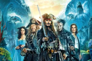 Pirates of the Caribbean Dead Men Tell No Tales Desktop Background