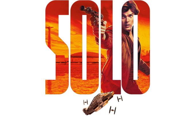 Solo A Star Wars Story 8K Desktop Background