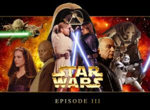 Star Wars Episode lll Revenge of the Sith Desktop Background