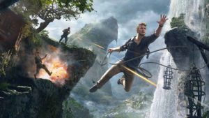 Uncharted 4 Concept Art Wallpaper Desktop Background