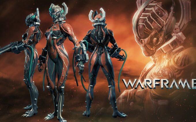 Warframe Desktop Wallpapers 15