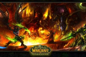 World of Warcraft Desktop Wallpapers 02