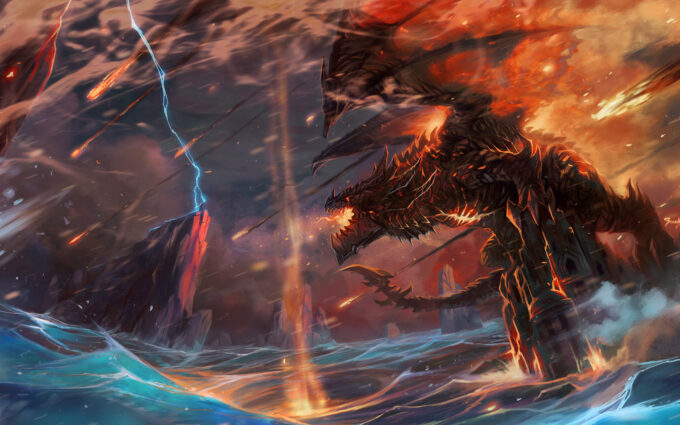 World of Warcraft Desktop Wallpapers 09