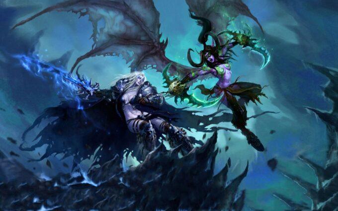 World of Warcraft Desktop Wallpapers 11