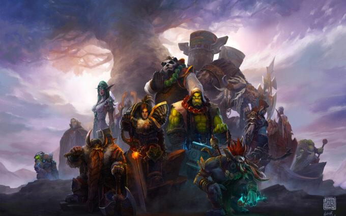 World of Warcraft Desktop Wallpapers 15