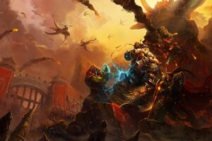 World of Warcraft Desktop Wallpapers 16