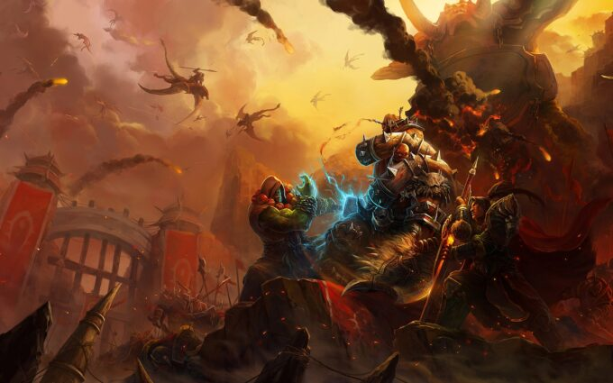 World of Warcraft Desktop Wallpapers 16
