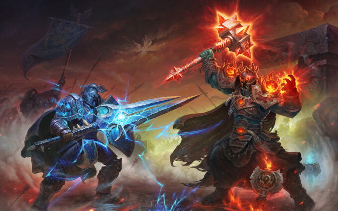 World of Warcraft Desktop Wallpapers 17