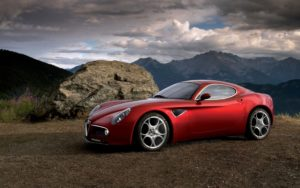 Alfa Romeo Desktop Background 2