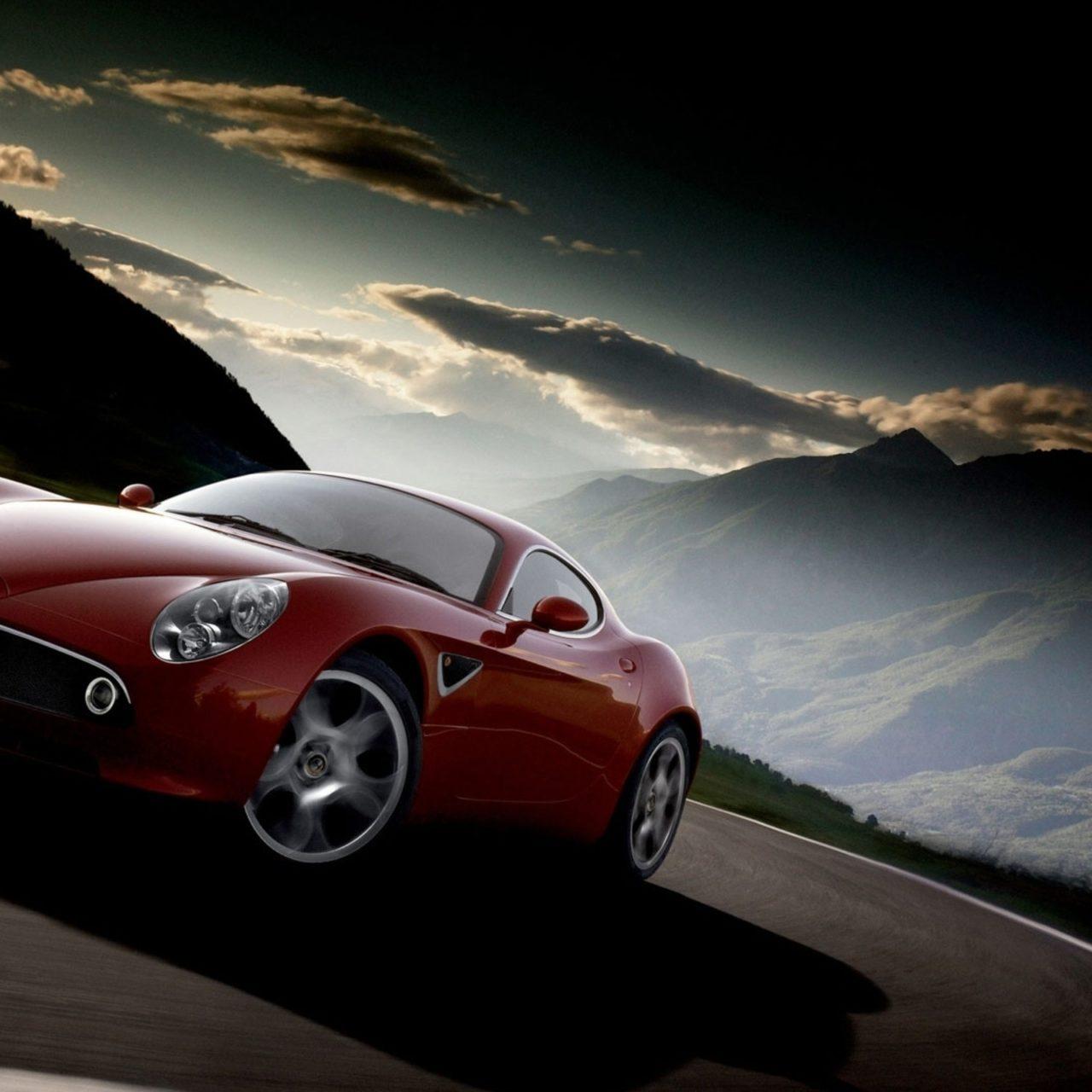 Alfa Romeo Desktop Background 3