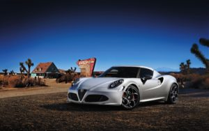 Alfa Romeo Desktop Background 6