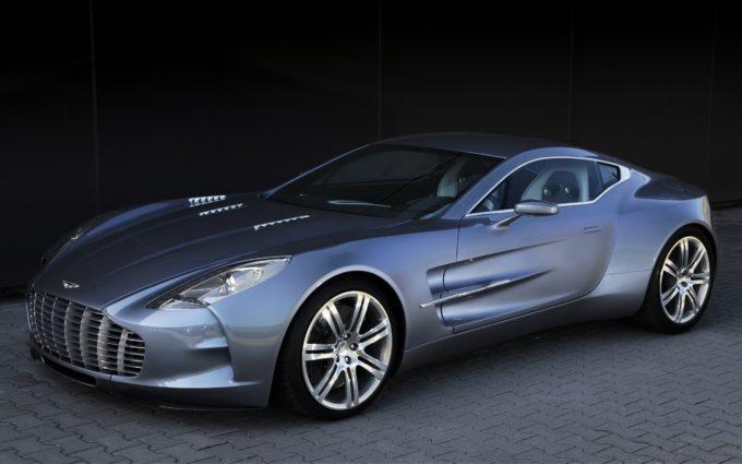 Aston Martin Desktop Background 1