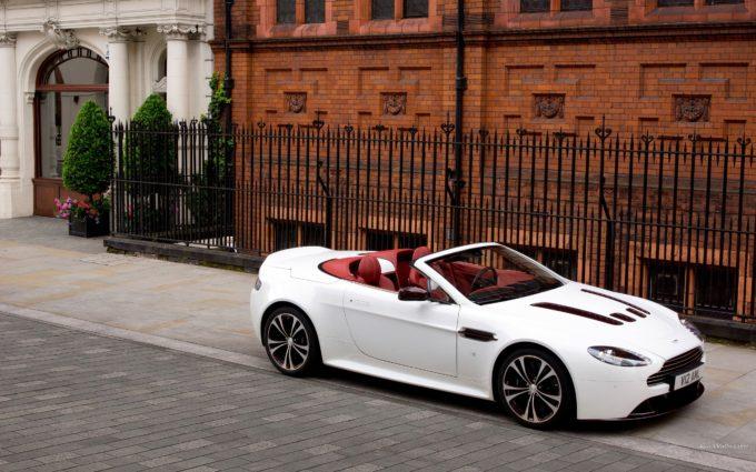 Aston Martin Desktop Background 11