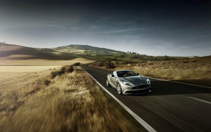 Aston Martin Desktop Background 15