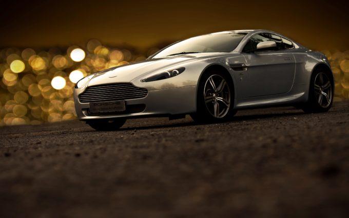 Aston Martin Desktop Background 2