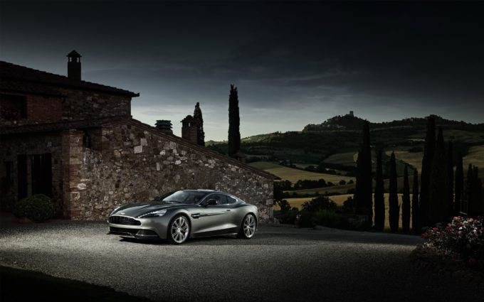 Aston Martin Desktop Background 20