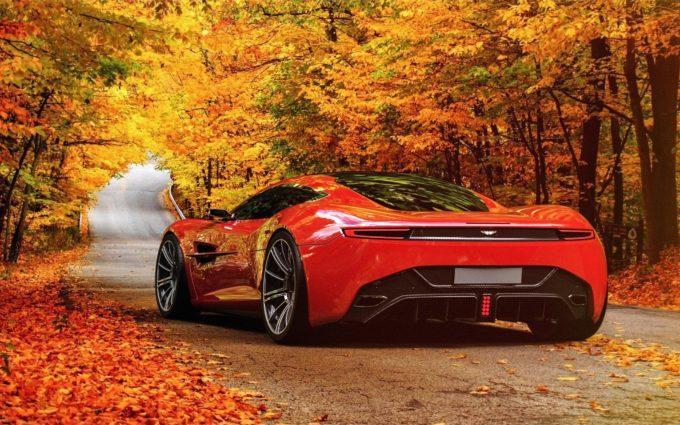 Aston Martin Desktop Background 27