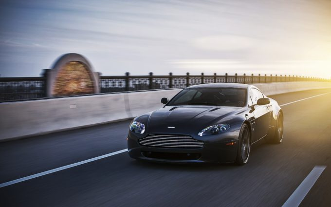 Aston Martin Desktop Background 3