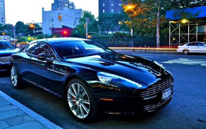 Aston Martin Desktop Background 4