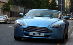 Aston Martin Desktop Background 5