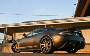 Aston Martin Desktop Background 6