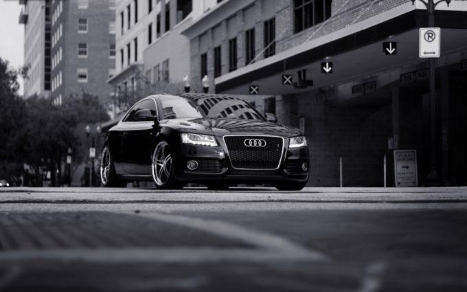 Audi Desktop Background 2