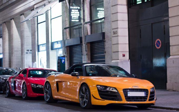 Audi Desktop Background 9