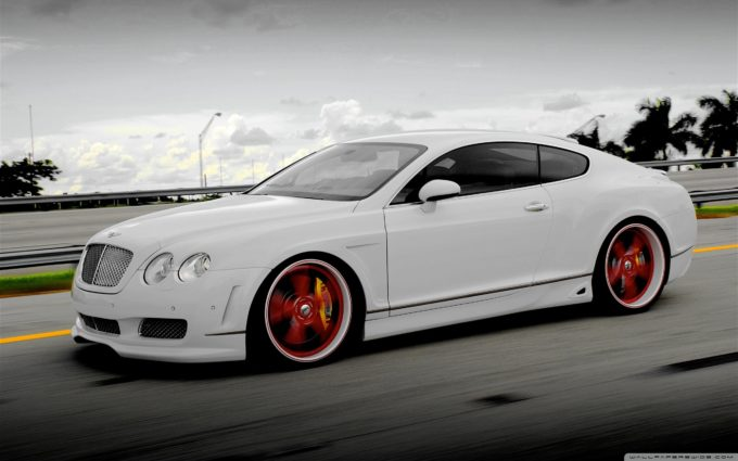 Bentley Desktop Background 2