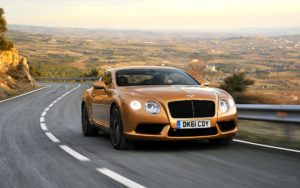 Bentley Desktop Background 4